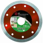 Diamond cutting discs tiles