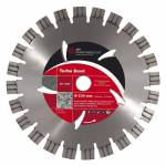 Diamond cutting discs sand-lime brick