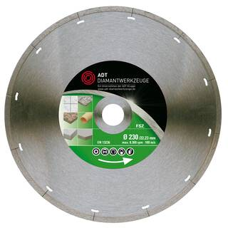 Diamond cutting disc FSZ Premium